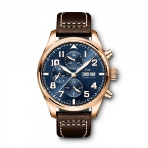 IWC Pilots Watch Chronograph Edition Le Petit Prince
