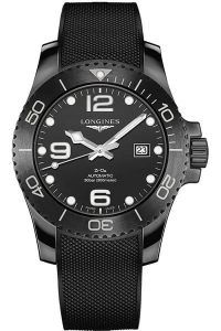 Longines HydroConquest Black Ceramic