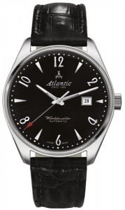 Atlantic Worldmaster Art Deco Automatic