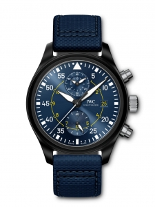 "IWC Pilot's Watch Chronograph Edition ""Blue Angels®"""